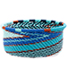 African Basket - Zulu Wire - Small Bowl with Straight Sides #77206