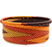 African Basket - Zulu Wire - Small Bowl with Straight Sides #77219