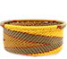 African Basket - Zulu Wire - Small Bowl with Straight Sides #77220