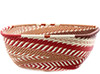 African Basket - Zulu Wire - Square Bowl #78030