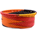 African Basket - Zulu Wire - Small Bowl with Straight Sides #78078