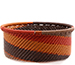 African Basket - Zulu Wire - Small Bowl with Straight Sides #78081