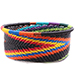 African Basket - Zulu Wire - Small Bowl with Straight Sides #78084