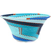 African Basket - Zulu Wire - Small Flared Bowl #78721