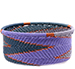 African Basket - Zulu Wire - Small Bowl with Straight Sides #78726