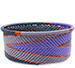 African Basket - Zulu Wire - Small Bowl with Straight Sides #78728