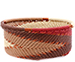 African Basket - Zulu Wire - Small Bowl with Straight Sides #78735