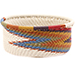 African Basket - Zulu Wire - Small Bowl with Straight Sides #78739