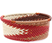 African Basket - Zulu Wire - Small Bowl with Straight Sides #78740