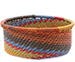 African Basket - Zulu Wire - Small Bowl with Straight Sides #79391