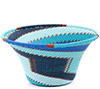 African Basket - Zulu Wire - Small Flared Bowl #79395