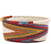 African Basket - Zulu Wire - Small Bowl with Straight Sides #79416