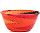 African Basket - Zulu Wire - Small Bowl #79423