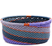 African Basket - Zulu Wire - Small Bowl with Straight Sides #79446