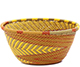 African Basket - Zulu Wire - Small Bowl #79487