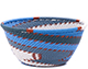 African Basket - Zulu Wire - Small Bowl #79490