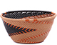 African Basket - Zulu Wire - Small Bowl #79501