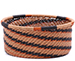African Basket - Zulu Wire - Small Bowl with Straight Sides #79502