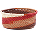 African Basket - Zulu Wire - Small Bowl with Straight Sides #79504