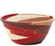 African Basket - Zulu Wire - Small Bowl #79506