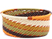 African Basket - Zulu Wire - Small Bowl with Straight Sides #79509