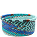 African Basket - Zulu Wire - Small Bowl with Straight Sides #81781
