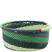 African Basket - Zulu Wire - Small Bowl with Straight Sides #81783