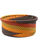 African Basket - Zulu Wire - Small Bowl with Straight Sides #81788