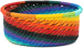 African Basket - Zulu Wire - Small Bowl with Straight Sides #91063