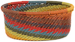 African Basket - Zulu Wire - Small Bowl with Straight Sides #92761