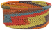 African Basket - Zulu Wire - Small Bowl with Straight Sides #92762