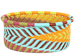 African Basket - Zulu Wire - Small Bowl with Straight Sides #95963