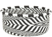 African Basket - Zulu Wire - Small Bowl with Straight Sides #95979