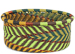 African Basket - Zulu Wire - Small Bowl with Straight Sides #95982